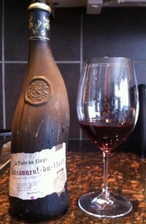 Kết quả hình ảnh cho chateauneuf du pape la fiole cote du rhone