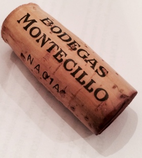 Cork Rating:  5/10 (About the most average cork possible.  Just kind of...there.)