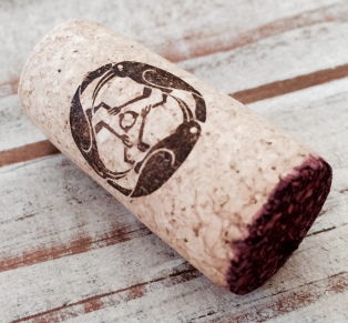 Cork Rating:  5/10 (Composite corks - scary, but the wrong kind of scary. Cool pic though.)