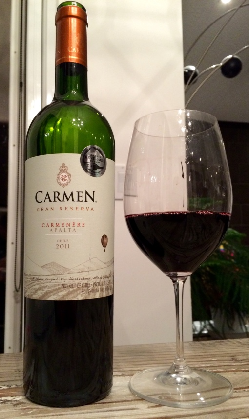 If someone made a movie about the story of Carmenere, I would watch it.