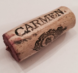 Cork Rating:  7/10 (One of the better value wine corks I've seen in a long while.)