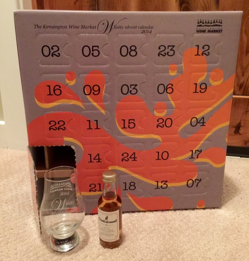 My kind of Advent calendar.