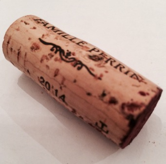 Cork Rating:  5/10 (The cork says 2014 but the wine is from 2012.  Bottling year?  Is that a thing?)