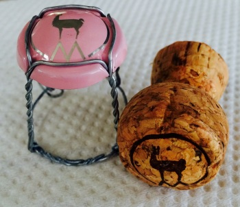 Cork Review:  8/10 (It has a llama on it and it's pink. Nuff said.)