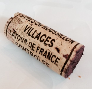 Cork Rating:  6/10 (The appellation name can barely fit on the cork!)