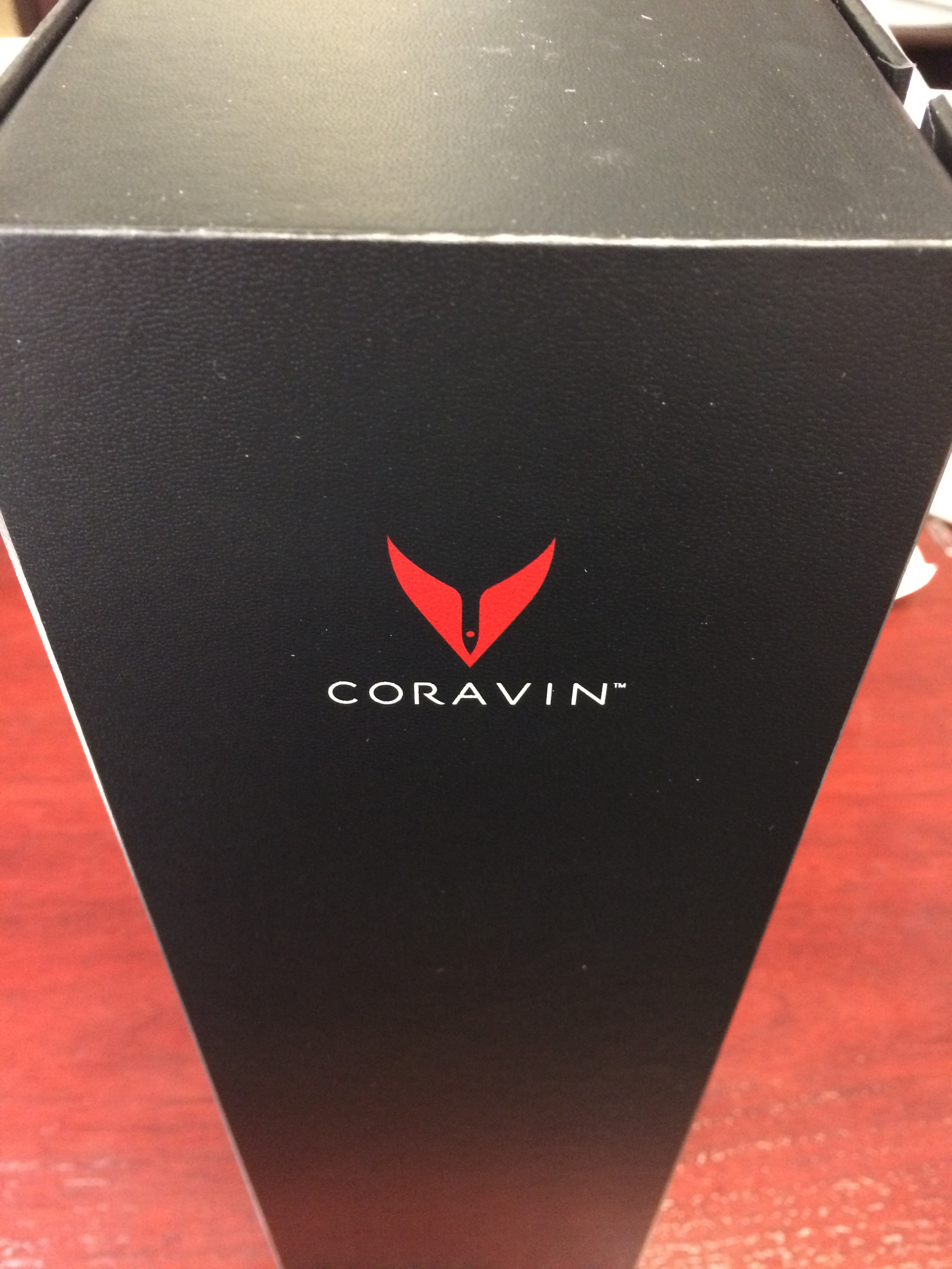 The Great Coravin Test Part 2 Initial Tasting Report