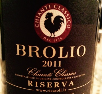 Gallo Nero.  Now you know.