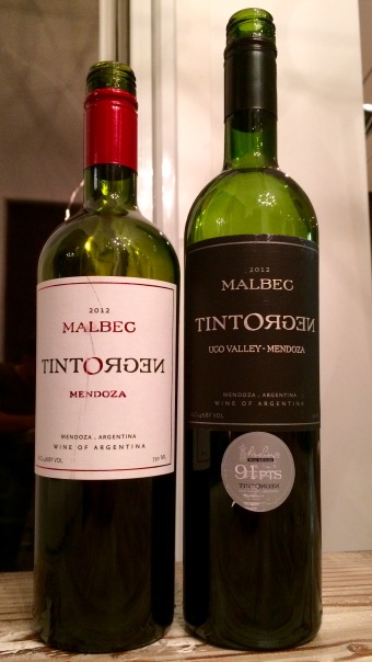 Malbec vs. Malbec.  Mendoza Civil War.